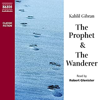 The Prophet & The Wanderer audiobook cover art