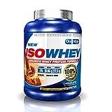 Quamtrax Nutrition Isowhey, Sabor Chocolate - 2270 gr