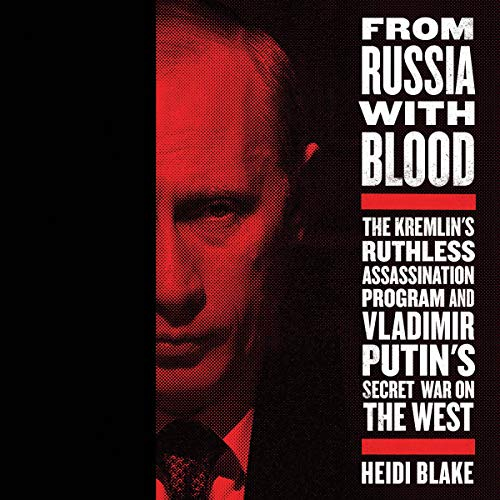 Couverture de From Russia with Blood