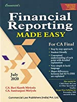Commercial's Financial Reporting Made Easy for CA Final - July 2020