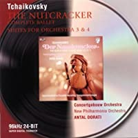 Tchaikovsky: The Nutcracker (complete) / Suites for Orchestra 3 & 4, Opp. 55, 61, 71 (2001-05-08)
