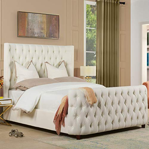 Janiyah Upholstered Standard Bed