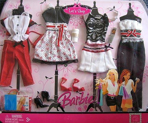 Barbie  Sweet mode - Let's Shop Set