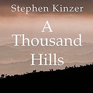 A Thousand Hills     Rwanda's Rebirth and the Man Who Dreamed It              By:                                                                                                                                 Stephen Kinzer                               Narrated by:                                                                                                                                 Paul Boehmer                      Length: 12 hrs and 38 mins     3 ratings     Overall 5.0