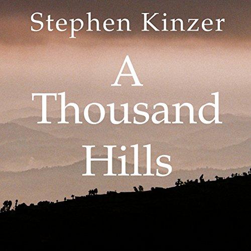 A Thousand Hills audiobook cover art