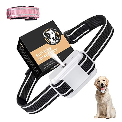 SOYAO Anti Barking Dog Collars, Automatic Bark Collar with Citronella...