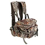 Perfk 狩猟 釣り ショルダーバッグ バックパック 屋外 アウトドア 大容量 耐用性 重い荷物