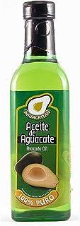 Ahuacatlán Aceite de Aguacate Puro, Sabor Natural, 250 ml