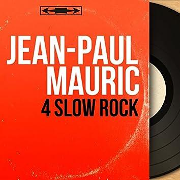 4 slow rock (feat. Alan Gate et son orchestre) [Mono Version]