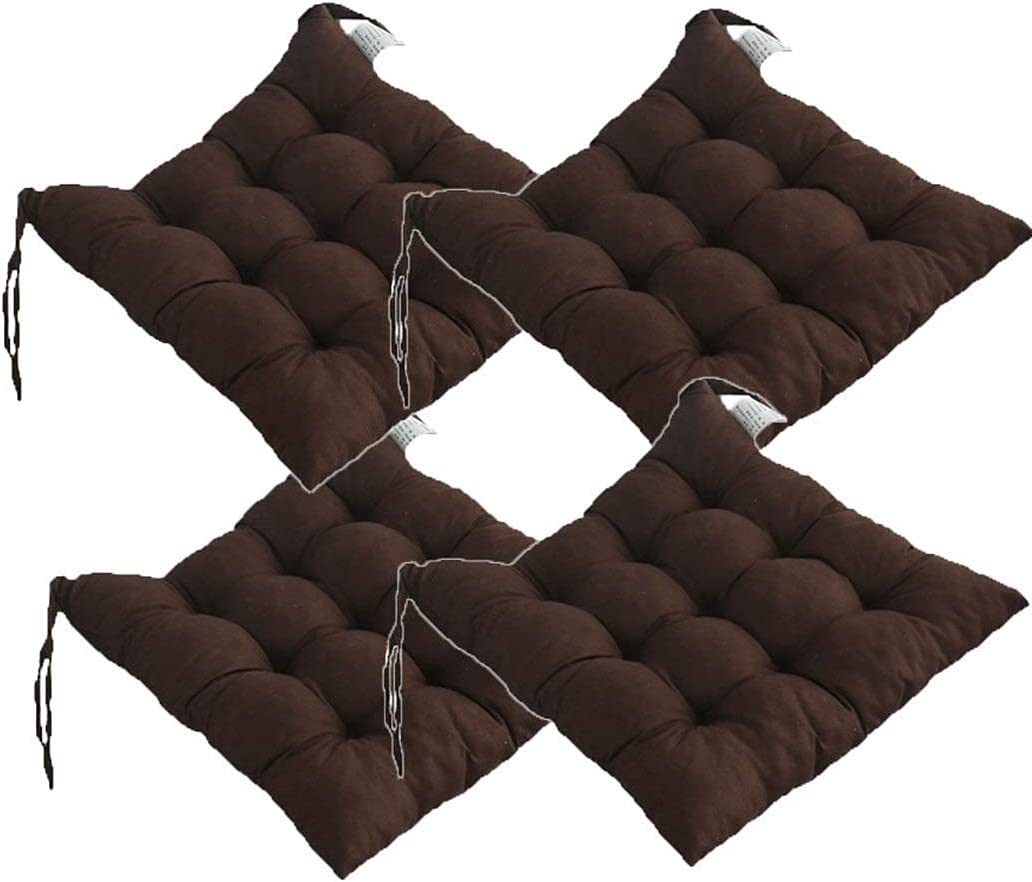 Chair Pad Seat Cushion Safety and trust Comfy Soft Cushions Cove Pads Over item handling ☆