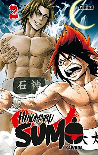 Hinomaru Sumo - Tome 02