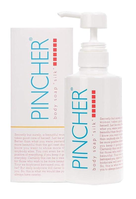 """ラック会議韓国PINCHER body soap """"silk"""" 400ml ピンシャー ボディソープ """"シルク"""" 400ml"""