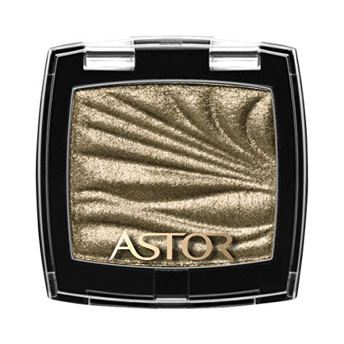 Astor EyeArtist Color Waves Eye Shadow, 331 Couture Kaki (gold bronze), intensiver Lidschatten, 1er Pack (1 x 4 g)