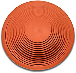 Red Silicone Multi-stopper - 18-70mm Diameter Range