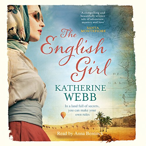The English Girl cover art