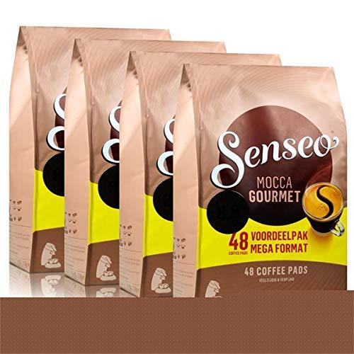 Kaffeepads Senseo Mocca Gourmet ( 4er Pack ) a 48 Pads