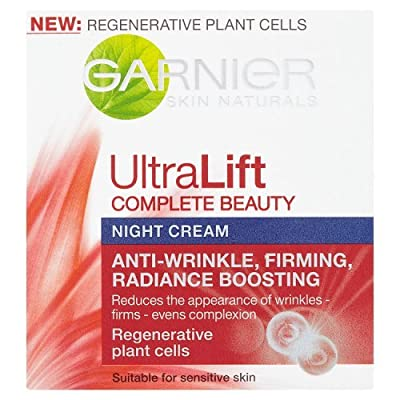 Garnier Ultralift Anti Ageing Night Cream, 50 ml