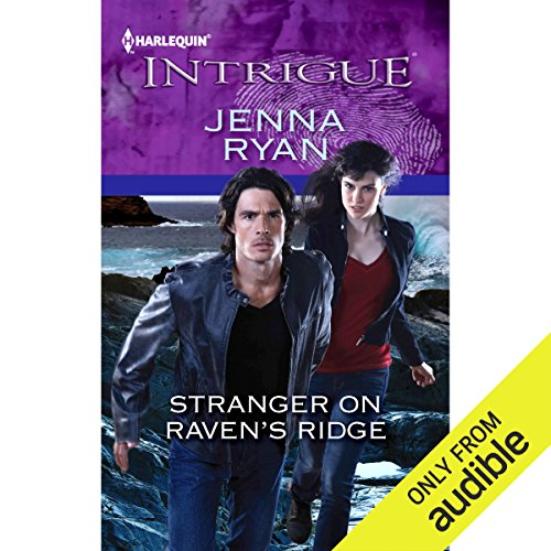 Stranger on Raven's Ridge audiobook cover art
