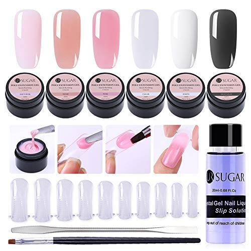 UR SUGAR 15ml Poly Nail Gel Kit Gel Constructor Uñas