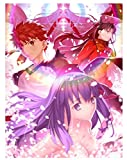 【店舗限定特典あり・初回生産分】劇場版「Fate/stay night [Heaven's Feel]」III.spring song(完全生産限定版) [Blu-ray] + ジャケットイラスト使用A3クリアポスター+A4クリアファイル 付き
