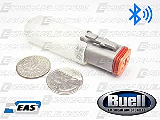 Buell Bluetooth ECMDroid Dongle LITE Clear ECMSpy NO Cable with EAS Technology