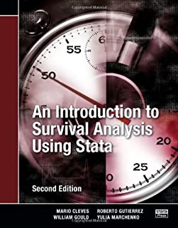 An Introduction to Survival Analysis Using Stata, Second Edition