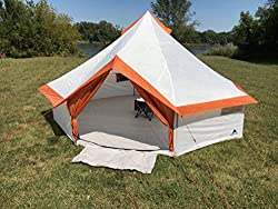 Portable Yurt Tent For Camping