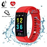 Fitness Tracker DIWUER Smart Watch with Heart Rate Monitor Touch Screen...