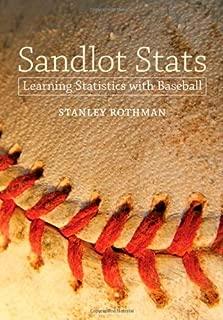 Sandlot Stats: Learning Statistics with Baseball