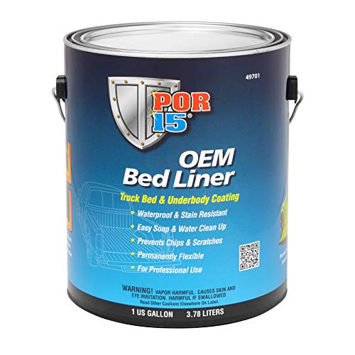 Our #6 Pick is the POR-15 49701 OEM Bed Liner