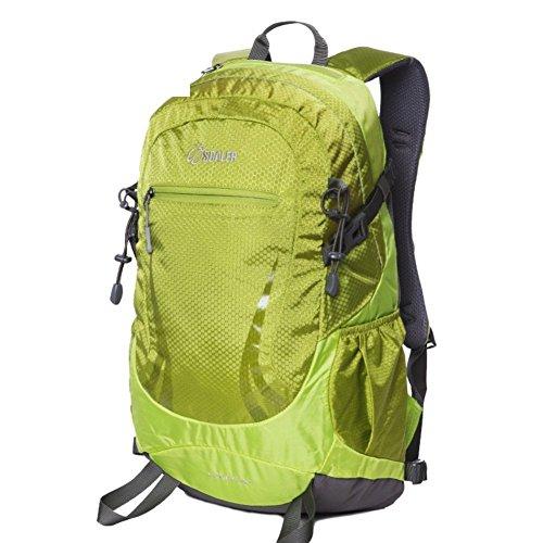 éclairage Sports de Plein air Sac à Dos/Alpinisme Sacs/Pied Package-Green 30L