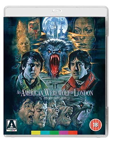 An American Werewolf In London [Blu-ray]