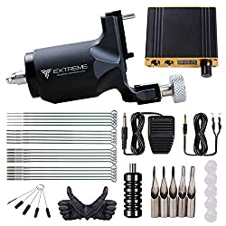 Dragonhawk Extreme Rotary Tattoo Machine Kit