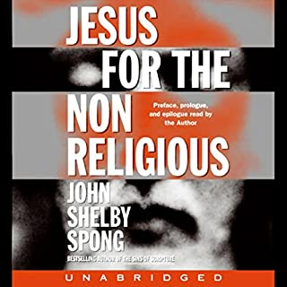 Jesus for the Non-Religious audiobook cover art