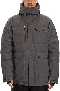 686 Men's Insulatd Down Jacket Jacket - Waterproof Ski/Snowboard Winter Coat