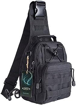 G4Free Outdoor Tactical Sling Shoulder Bag Backpack