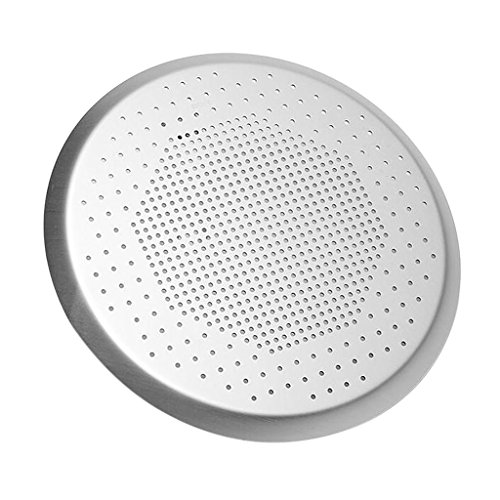 dailymall Round Non Stick Perforated Holes Pizza Pan Bakeware Kitchen Baking Tools – 14 inch