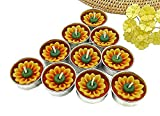 NAVA CHIANGMAI Flower Tealight Candles Scented Tea Lights Aromatherapy Relax Candles for Birthday...