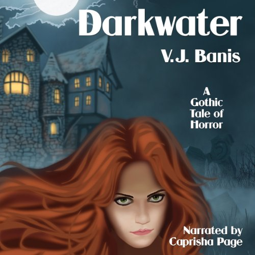 Darkwater: A Gothic Tale of Horror audiobook cover art