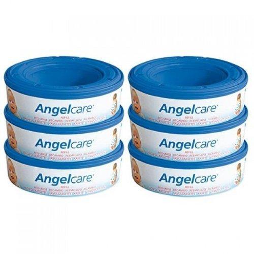 Angelcare Windeleimer Nachfüllpack 6er Pack 2770 by Angelcare