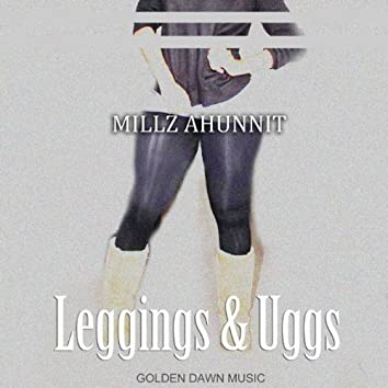 Leggings & Uggs