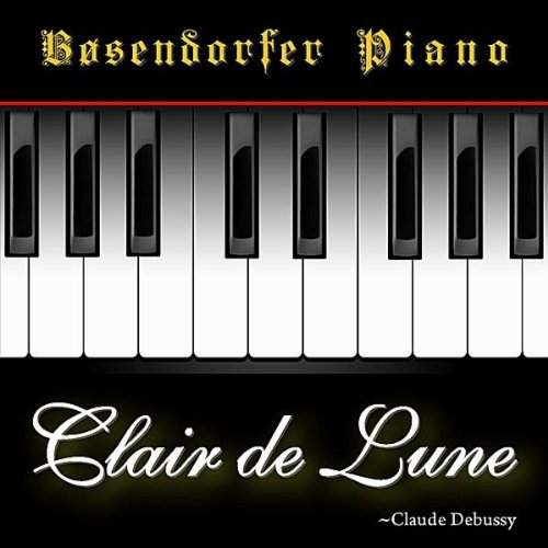 Clair de Lune on a Bosendorfer Piano from World's Greatest Pieces Played on the World's Greatest Pianos