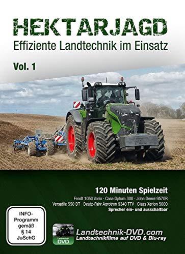 Hektarjagd Vol.1 - Effiziente Landtechnik im Einsatz