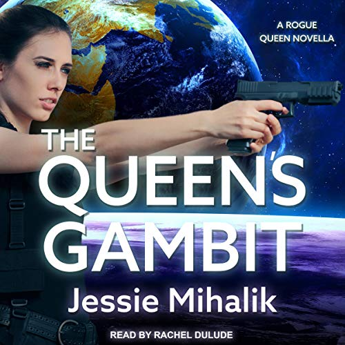 The Queen's Gambit audiobook cover art