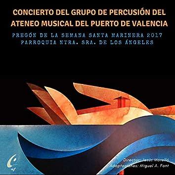 Concierto de Música Procesional para ensemble de Percusión
