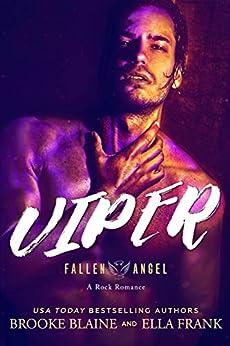 VIPER (Fallen Angel Book 2) by [Brooke Blaine, Ella Frank]