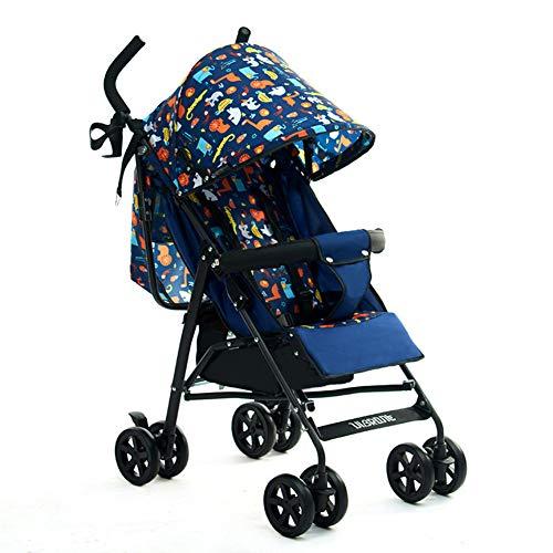 Ultralight Portable Baby Strollers,silla Plegable Desde El Nacimiento Hasta 25 Kg One Hand Fold Travel Buggy-i