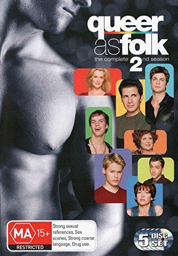 Queer As Folk - Series 2 [U.S. TV Series] [NON-USA Format / PAL / Region 4 Import - Australia]