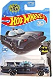 Hot Wheels Batman 5/5, Blue TV Series Batmobile 307/365