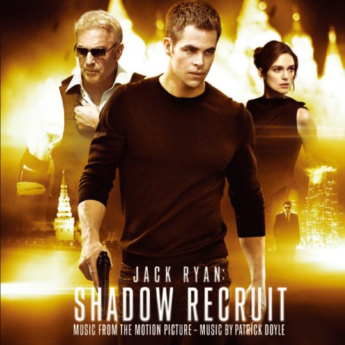 Jack Ryan:Shadow Recruit Music